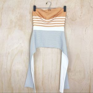 C/MEO collective | element bustier top